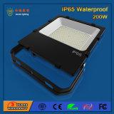 고성능 200W 85-265V SMD3030 옥외 LED 플러드 빛