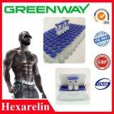 Stéroïde chimique de Hexarelin de peptides pour la perte de poids