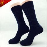 Calcetines atléticos de bambú de los hombres del OEM