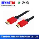 Connecteur rouge de l'électronique du plastique 3G 4G HDMI Tyco
