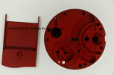 Peças fazendo à máquina do CNC do alumínio preciso disponível com anodização da cor