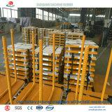 Système de base d'isolement pour des constructions de bâtiments