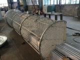 Échangeurs de chaleur de bonne qualité d'Interpréteur de commandes-et-Tube d'acier inoxydable