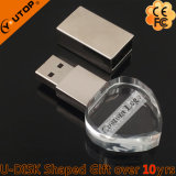 선전용 선물 주문 새기는 로고 결정 USB (YT-3270)
