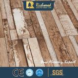 Plancher de stratifié stratifié par vinyle en bois du parquet HDF AC3 de l'érable 8.3mm