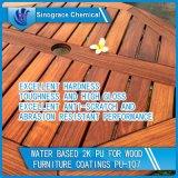 Wasserbasierte PU 2k für hölzerne Möbel-Beschichtungen (PU-107)