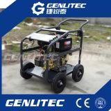 3600psi / 250bar arranque eléctrico Diesel Lavadora de alta presión con precio de fábrica