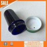 Spezielle Form-medizinische Flaschen-Aluminiumplastikschutzkappe mit kundenspezifischen Firmenzeichen