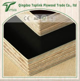 18mm Finger Joint Ply Wood One Time Forming Brown Film Contreplaqué en façade Fabricant