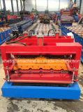 Rolo que dá forma ao preço da máquina/rolo que dá forma à manufatura da máquina/rolo do telhado que dá forma à máquina