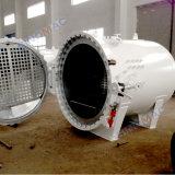 装置(SN-CGF1560)を治す1500X6000mmのセリウムの公認の水平のガラス繊維