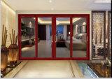 Алюминиевая дверь штарки рамки