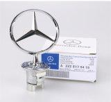 Insigne comique de logo de véhicule d'emblème de début de capot pour le benz de Mercedes