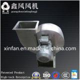 Ventilador Dz400 centrífugo industrial com aço 304 inoxidável