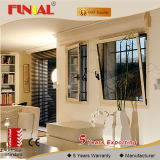 Inclinazione dell'alluminio e girata interne Windows/finestra di alluminio di legno