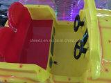 2017, die Rosa Kart Kleiner-Fahrinnen-/im Freienunterhaltungs-Maschine 2016 gehen, gehen Kart! Innenfamilie, die Spiele 2 Spieler laufen Boxauto für Kleinunternehmen-Schwingen-Auto läuft