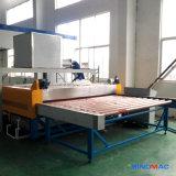 Máquina de lavagem e secagem de vidro de automação completa horizontal (YD-QXJ25)
