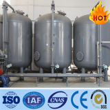 Filtro attivato dal carbonio di trattamento delle acque