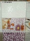azulejo de cerámica de la pared del cuarto de baño de la impresión de la inyección de tinta de 3D Digitaces
