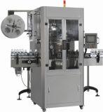 Máquina de etiquetado cada vez más pequeña caliente de la funda semiautomática de la botella redonda