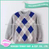 Camisola de vestuário personalizada nova do algodão das crianças da forma de lãs