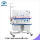 Incubatrice neonatale delle attrezzature mediche superiori Hb-Yp930 con la visualizzazione di Concertration dell'ossigeno