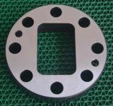 Подгонянная анодированная часть подвергли механической обработке сталью, котор в OEM гостеприимсва высокой точности