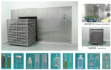 Autoclave industrial horizontal com PLC de Siemens