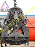 Encavateur hydraulique de Petel de moteur pour décharger Garbge à la centrale