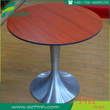 중국제 목제 곡물 색깔 합판 제품 상단 테이블
