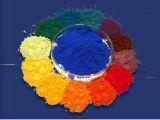 Blauwe Kleur van de Fabrikant van het Oxyde van het ijzer de Zwarte, Rood, Geel