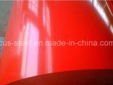 Gedruckte Farbe Steelcoil, vorgestrichenes überzogenes Aluzinc Stahlblech