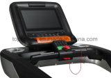 Tapis roulant motorisé commercial de nouvelle conception 2017 avec TV