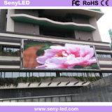 Alta pantalla de visualización brillante a todo color al aire libre de LED de la cartelera para hacer publicidad