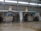 Máquina Multiblade do granito/a de mármore para blocos da pedra da estaca