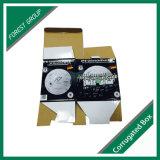 Caja de embalaje impresa OEM del envío plegable para el balompié