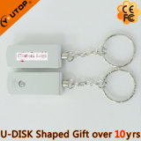 Émerillon fait sur commande de cadeau de logo/clé de mémoire USB tournante (YT-1232)