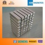 Magneet van het Neodymium van het Blok van het Gewicht van ISO Ts16949 de Lage voor Sensor