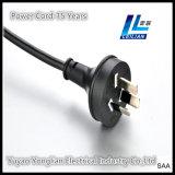 Cable de transmisión con 15A del tipo de Australia