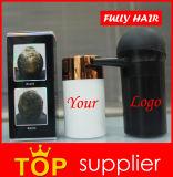 十分に人の毛損失の処置の2ngenerationケラチンの毛の建物のファイバーの粉