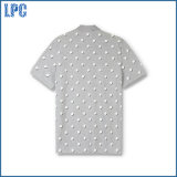 OEM Brand New Design Absorve Sweat Pollka Dots Polo impresso
