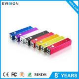 Крен силы USB 2600mAh зеленого цвета типа способа портативный
