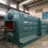 Caldaia a vapore Chain orizzontale della griglia del Doppio-Timpano industriale di Szl25-1.25MPa