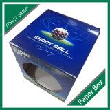 Caja del balón de fútbol personalizada de alta calidad