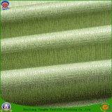Tissu tissé par polyester imperméable à l'eau à la maison d'arrêt total de franc de textile pour le rideau