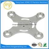 Peça fazendo à máquina da precisão chinesa do CNC do fabricante para a peça do acessório do avião