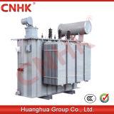 Trifásico de aceite de tomas en carga del transformador de energía Cambio