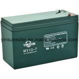 Batteria solare Premium poco costosa di qualità 12V 7ah di prezzi bassi di Caldo-Vendita