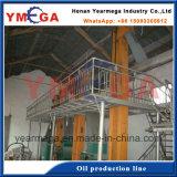 Construção de fábrica do petróleo vegetal de Turquia da fonte do fabricante de China