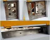 Hydraulische van het Ijzer van de Arbeider het Scheren en van het Ponsen Machine